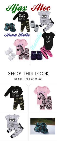 """xmen {first meet} babies 1/2"" by the6arch6angel6 ❤ liked on Polyvore"