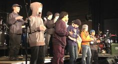 Body percussion by Latin Groove kids - Voorbeeld
