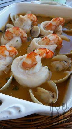 Merluza o bacalao son dos de los tipos de pescado que se cocinan en esta recopilación de recetas que comparte la autora del blog LAS COSAS DE MI COCINA.
