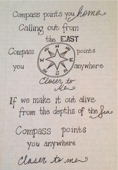 compass // zella day