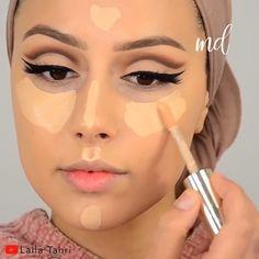 A cut crease look with brown hues, so perfect for fall! By Laila Tahri Loading. A cut crease look with brown hues, so perfect for fall! By Laila Tahri Soft Eye Makeup, Basic Makeup, Nude Makeup, Nude Lip, Makeup For Brown Eyes, Glam Makeup, Natural Makeup, Makeup Geek, Oval Face Makeup
