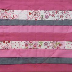 The Desperate Housewife's Quilt – Block 31 Layer upon Layer upon Layer