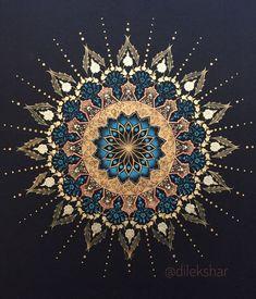 Indian ornaments and design elements vector Islamic Art Pattern, Pattern Art, Motif Arabesque, Henna Drawings, Persian Motifs, Turkish Art, Arabic Art, Islamic Art Calligraphy, Mandala Drawing