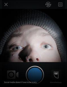 「ソーシャルメディアは怖くない」。切り口がホラーなHootSuiteの広告 | AdGang