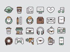 Pamoke: Free Icon Set by Miguel Ángel Avila