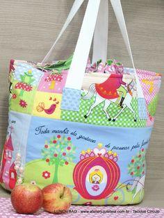 Lunch Bag Princesas - http://www.circulo.com.br/pt/receitas/acessorios/lunch-bag-princesas