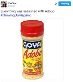 Seasonings: