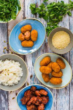 Croquetas de pollo Tandoori by Loleta.es