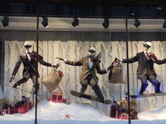 Window display for Austid Reed | Courtesy of Andrea Fiorini