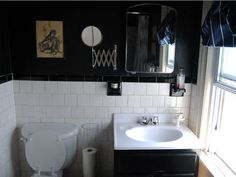 Make It Work: Old School Tile in the Bath