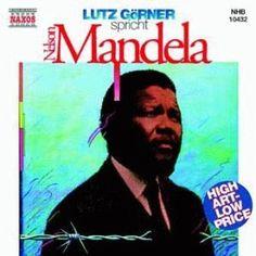 Lutz Görner spricht Nelson Mandela, 1 CD-Audio