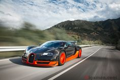 Bugatti Veyron 16.4 Super Sport atinge