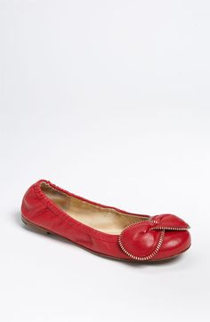 Why do these have to be $265?  See by Chloé Bow Flat   Nordstrom