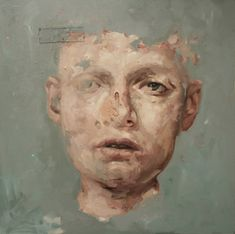 Expressionist painting by Giorgio Pignotti