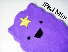 Adventure Time ipad mini case by yummypocket on Etsy, $28.00
