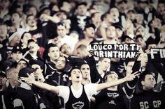 Eu nunca vou te abandonar! Porque eu te amo! Eu sou Corinthians!!
