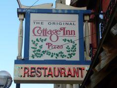 Original Cottage Inn Pizza in Ann Arbor
