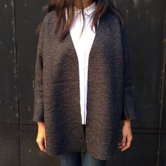 Mohawk favorite, Cotton Market's boiled wool jacket now available!