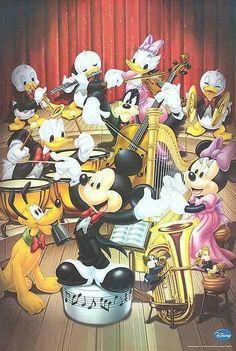 Disney Kiss, Disney Duck, Disney Art, Disney Movies, Mickey Mouse And Friends, Mickey Minnie Mouse, Disney Mickey, Donald And Daisy Duck, Disney Face Characters