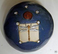 hauptsache keramik: Gartenkugel