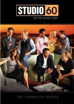 Studio 60 on Sunset Strip - With Matthew Perry, Amanda Peet, Bradley Whitford, Steven Weber. A behind-the-scenes look at a fictional sketch-comedy TV show. Comedy Tv Shows, Comedy Series, Comedy Show, Tv Series, Live Comedy, Bradley Whitford, Studio 60, Matthew Perry, Sunset Strip