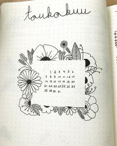 Toukokuu lähestyy!🌿 Kokeilin tässä kuussa pientä kuukausinäkymää✏️ #bujo #bulletjournal #drawing