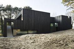 publication sur Dezeen; nomination pour Building of the year ArchDaily Zwarthout