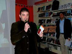 Poeros a Una scontrosa grazia, libreria Mondadori, Trieste - 9 gennaio