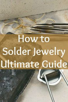 This free guide on soldering jewelry will show you everything  you've always wanted to know to create beautiful soldered copper, silver, and other designs.