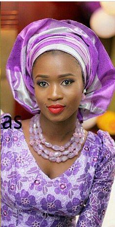 Attachés foulards gélé headwrap ~ African fashion, Ankara, kitenge, Kente, African prints, Braids, Asoebi, Gele, Nigerian wedding, Ghanaian fashion, African wedding ~DKK