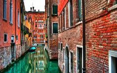 bluepueblo: Canal, Venice, Italy photo via michelle Show Bar, Landscape Photography, Travel Photography, Feature Wallpaper, The Great Escape, Mont Saint Michel, Jolie Photo, Urban Landscape, Venice Italy