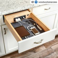 Today's kitchen should suit today's lifestyle. . . . How would you like to have this in your new kitchen? . . . #Repost…