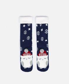 Owl Socks #oysho #socks