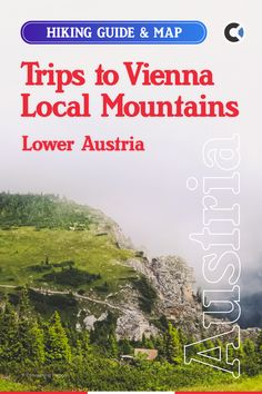 The Vienna local mountains (Wiener Hausberge) are the Alps in close proximity to the Capital of Austria. The focus of this article is to help to find the best hiking areas and trails in these Vienna local mountains within day trip limit. All of the hiking and outdoor destinations listed in this article could be reached by public transport in 1-2h. All the information could be found in this full guide to the best day trips to Vienna local mountains. #Europe #Austria #Vienna #ConnectingVienna Travelling Europe, Europe Travel Guide, Travel Guides, Traveling, Visit Austria, Austria Travel, Places To Travel, Travel Destinations, Places To Visit
