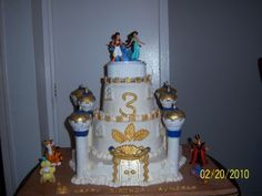 #birthdaycakes #jasmine #aladdin #cakes #cakecentral