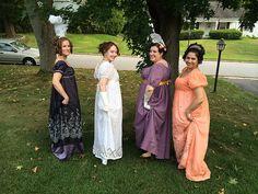 IMG_7020 | Flickr - Photo Sharing! Bridesmaid Dresses, Wedding Dresses, Regency, Poses, Lady, Photography, Inspiration, Fashion, Bridesmade Dresses