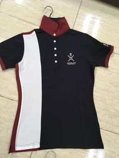 Polo Shirt Outfits, Polo Shirt Women, Polo Shirts, Baby Polo, Polo Shirt Design, Blouses For Women, T Shirts For Women, Camisa Polo, Tennis Clothes
