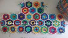 Atty's : Crochet Vest passo 1