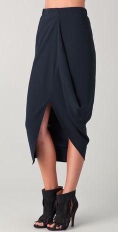 Mio Skirt Zero + Maria Cornejo