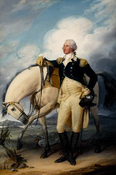 Paintings - Painting (Portrait) - Search the Collection - Winterthur Museum American Presidents, Native American History, Early American, American Civil War, Conquistador, George Washington Painting, American Revolutionary War, Us History, British History