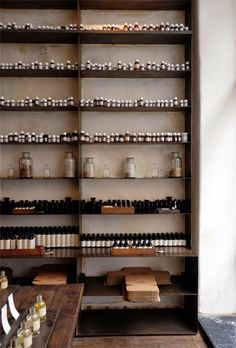 Shelves of Fragrance