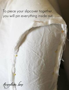 DIY couch slip | http://best-do-it-yourself-collections.13faqs.com