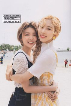 Kpop Girl Groups, Korean Girl Groups, Kpop Girls, Blonde Asian, Short Blonde, K Pop, Dreamcatcher Wallpaper, Korean Short Hair, Korean People