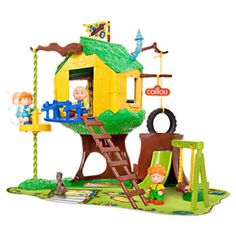 Caillou's Treehouse