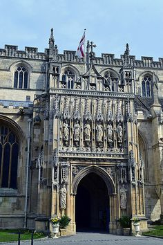 Cathédrale de Gloucester Gloucester, Barcelona Cathedral, Louvre, England, Europe, Building, Travel, Gardens, Ireland