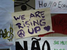 Ocupa Rio and the Material Culture of Protest