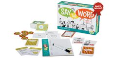 Say the Word! A Cooperative Game for Families GMF2