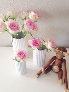 Lyngby vase and kay bojesen