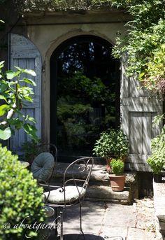 terrazzino jardin La Louve, Provence