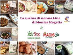 RICETTE CON PRODOTTI BIO #sponsoredpost #raccoltaricette #bio #gialloblog #lacucinadinonnalina